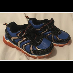 Boys Size 13 Athletic Works Sneakers Shoes